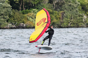 Madloop Wing surfing